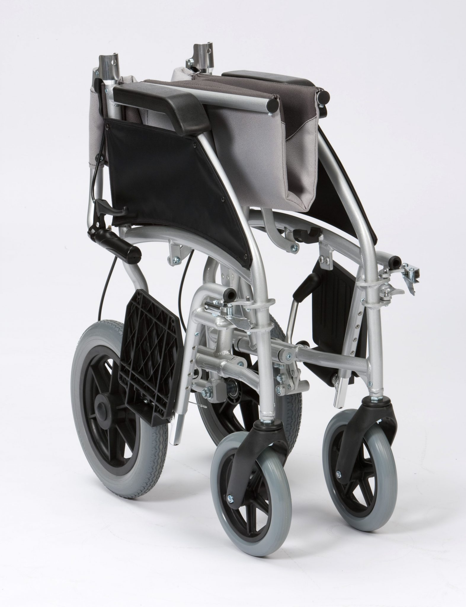 ltra Lightweight Ali Folded wheelchair