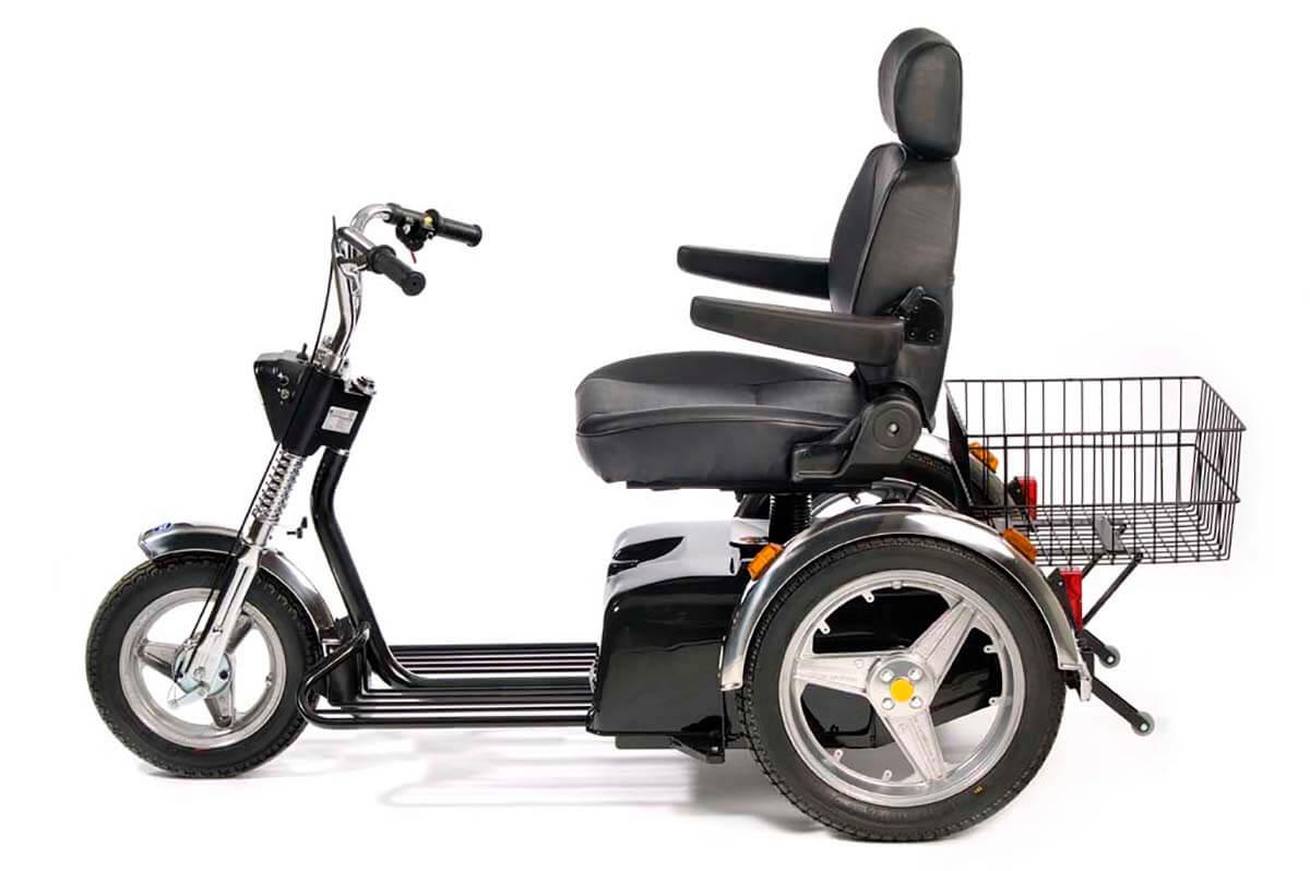 Supersport scooter