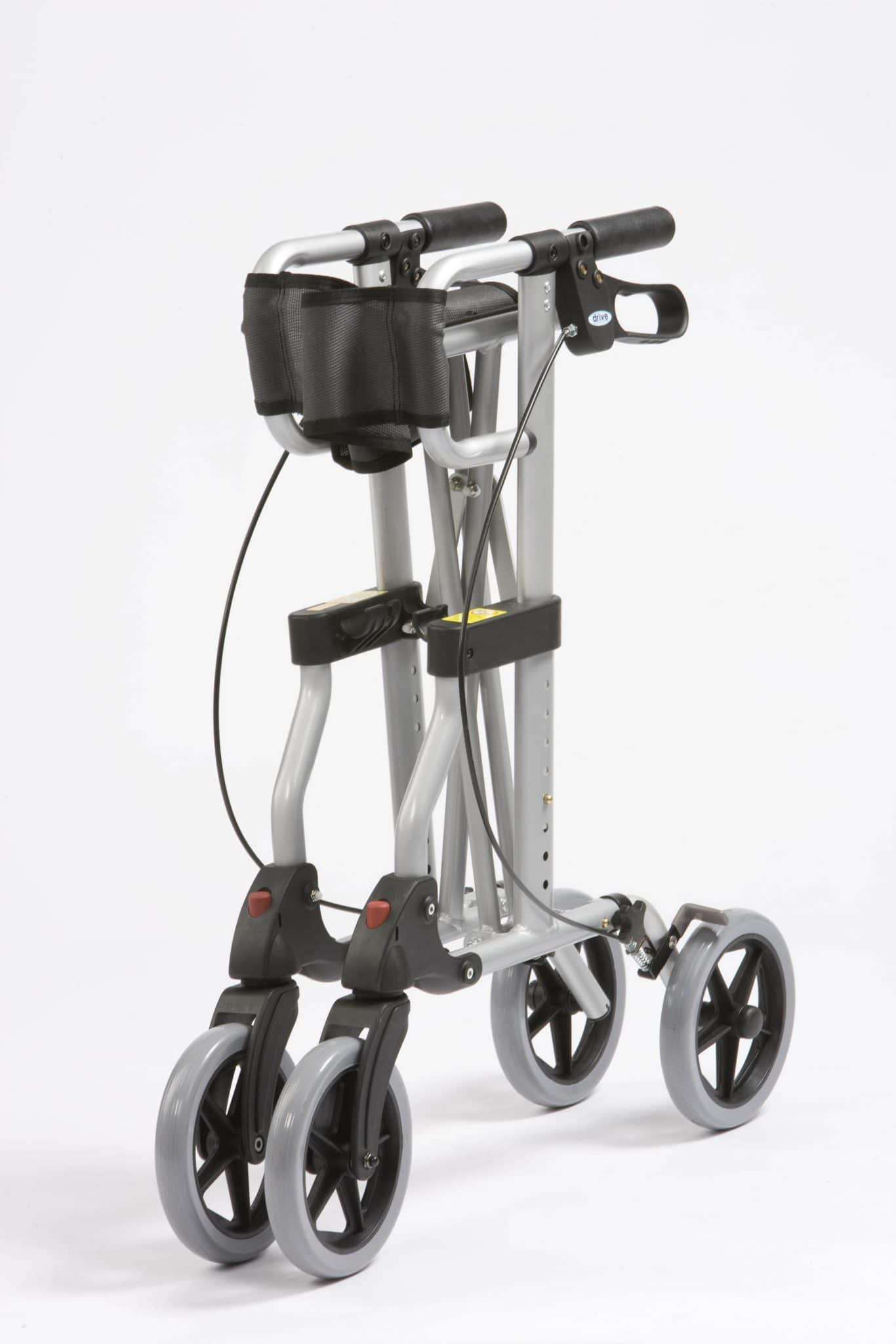 Diamond Rollator Folded