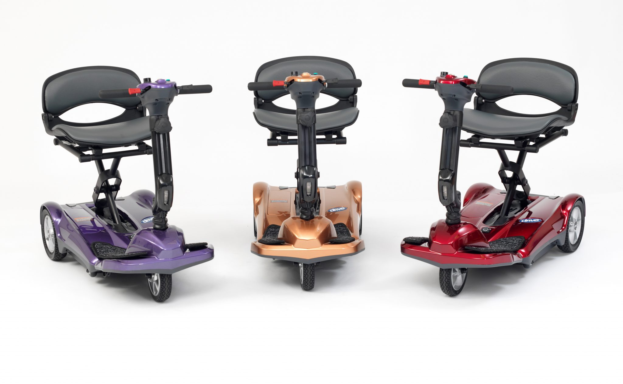 mobility scooter colours