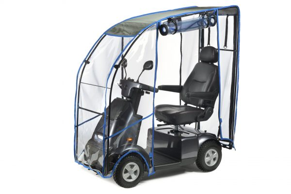 Mobility Scooter Black